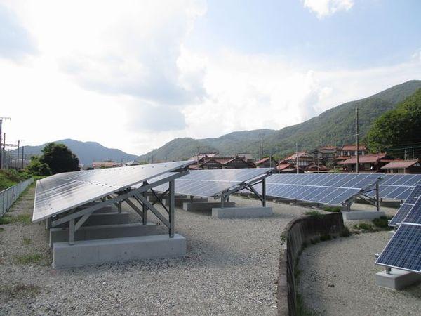 産業用 太陽光発電