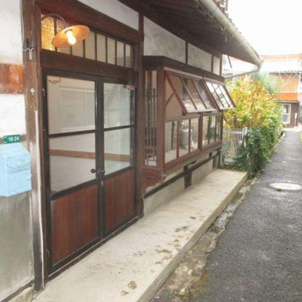 西条の古民家カフェ